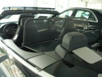 JMS wind deflector Mercedes W 207 Cabrio 2-tlg. / convertible 2-pcs