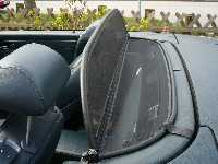 JMS wind deflector Mercedes SL R230